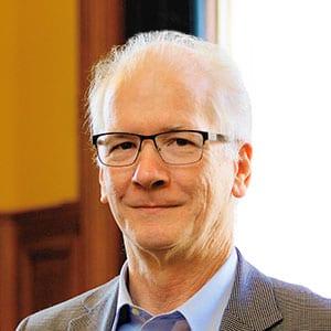 Assistant Dean John Godfrey