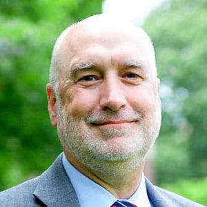 Associate Dean Peter Hitchcock