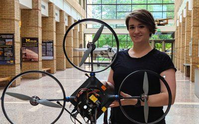 Student Spotlight: Mia Stevens