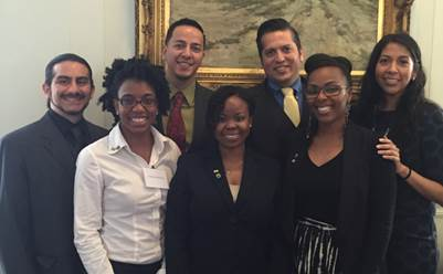 The 2016 University of Michigan Bouchet Inductees