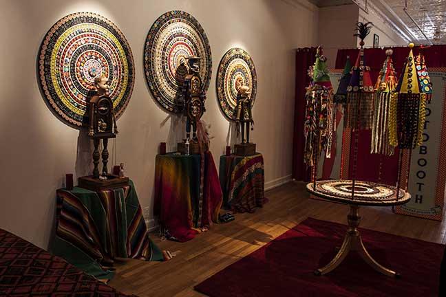 John Gutoskey's Shaman Johnny's Pop Up Shop & Gallery