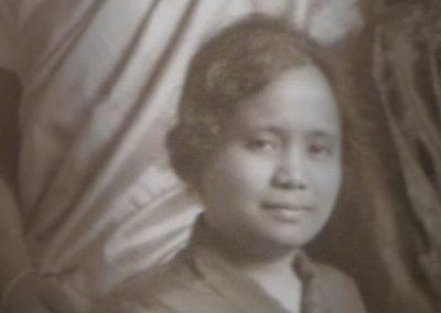 Maria Pastrana Castrence