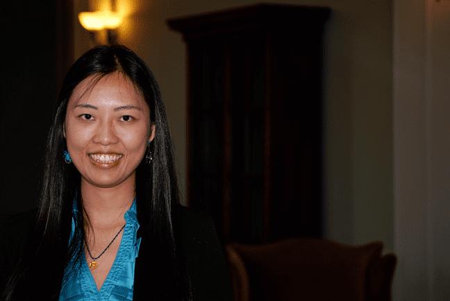 Student Spotlight: Lingli He