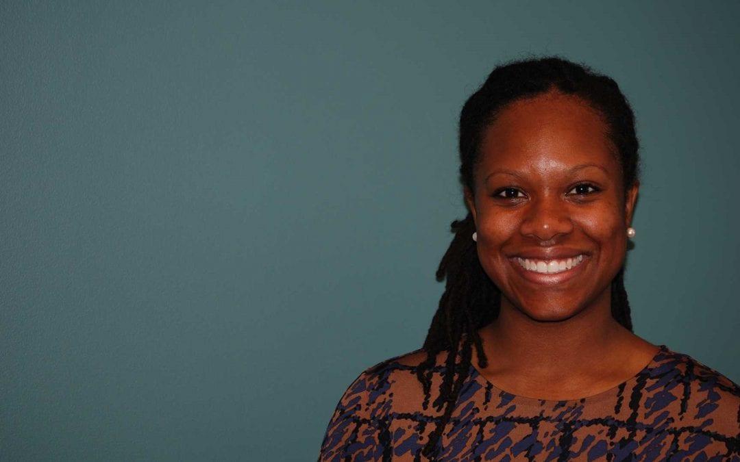 Student Spotlight: Timeka Williams