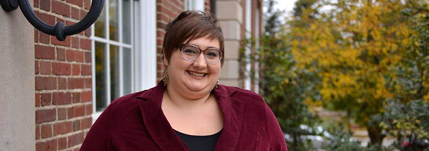 Student Spotlight: Amanda Healy