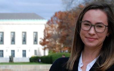 Student Spotlight: Ashley Hardin