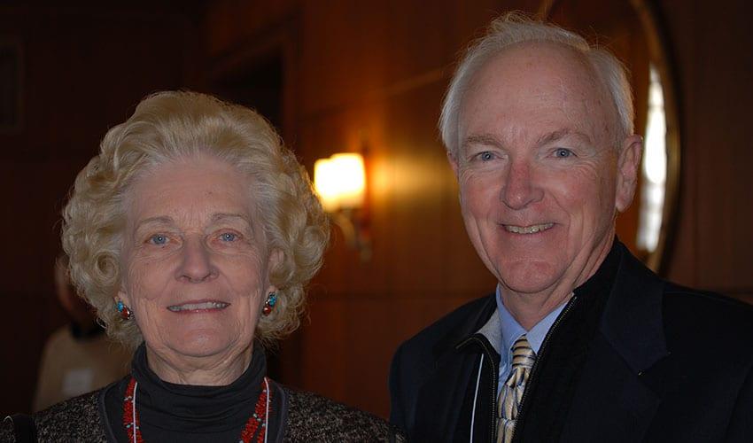Rackham Sweethearts: Bob and Bonnie Paine