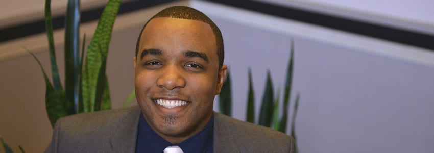 Student Spotlight: Brandon Pitts