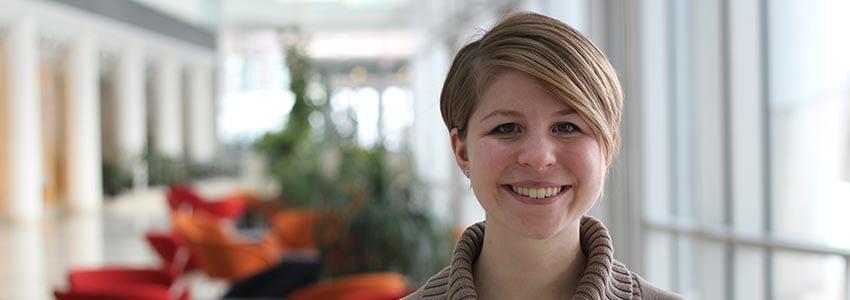 Student Spotlight: Briana Dye