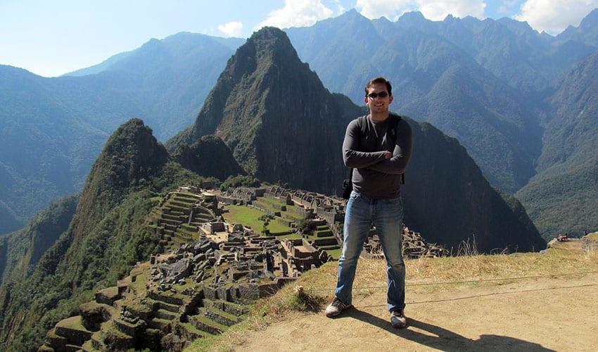 Student Spotlight: Bryan Maldonado