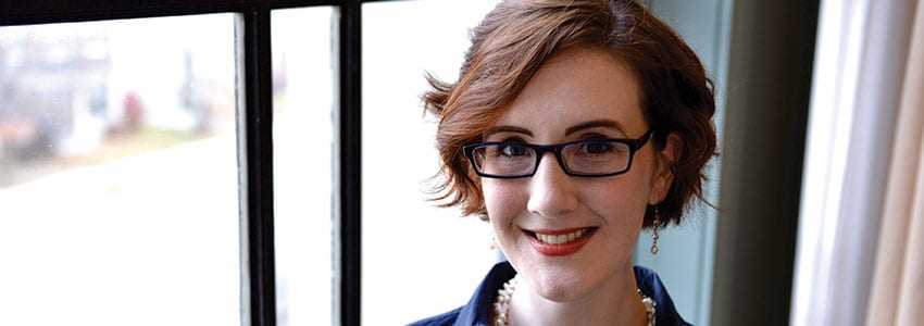 Student Spotlight: Caitlin Townsend