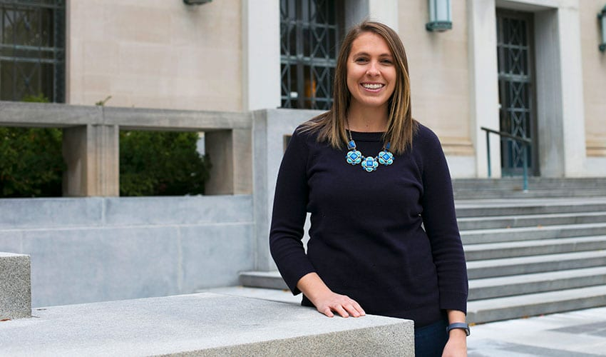 Student Spotlight: Carissa Schmidt