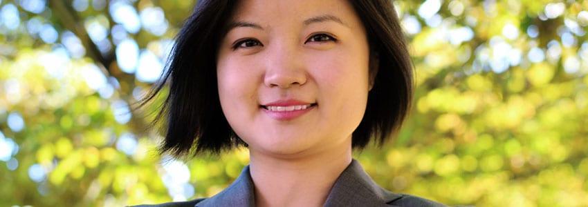 Student Spotlight: Carrie Wenjing Xu