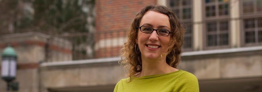 Student Spotlight: Charity Hoffman