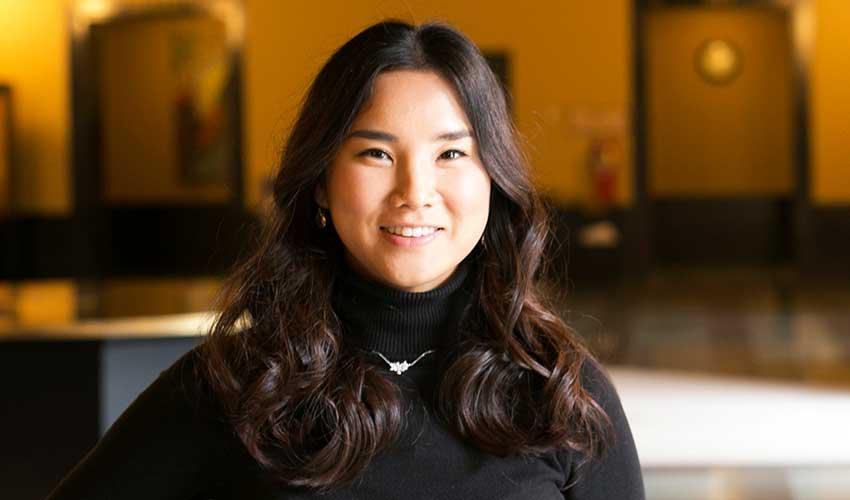 Student Spotlight: Chinbo Chong