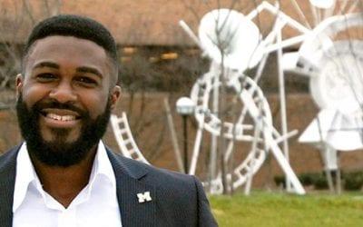 Student Spotlight: Chukwuka Mbagwu