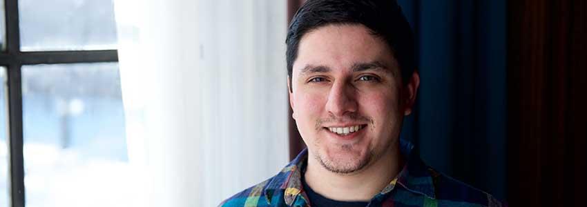 Student Spotlight: David Mickey-Pabello