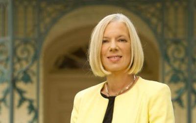 Debbie Freund, From Rackham to University President