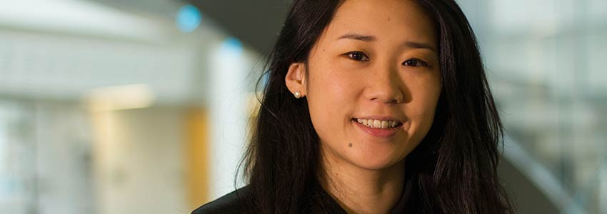 Student Spotlight: Elaine Wah