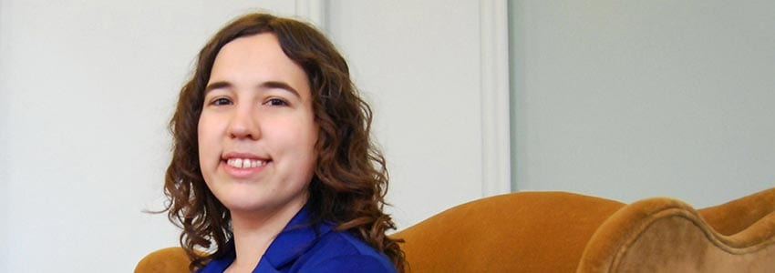 Student Spotlight: Elizabeth Dreyer