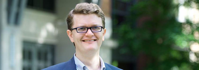 Student Spotlight: Geoff Lorenz