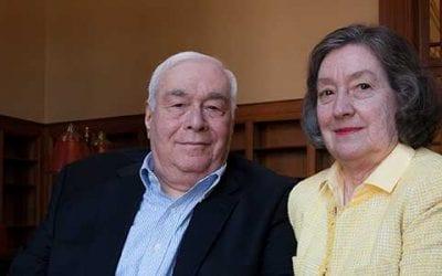 Alumni Spotlight: Ernie & Martha Hammel