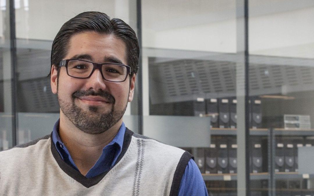 Student Spotlight: Hector Garcia
