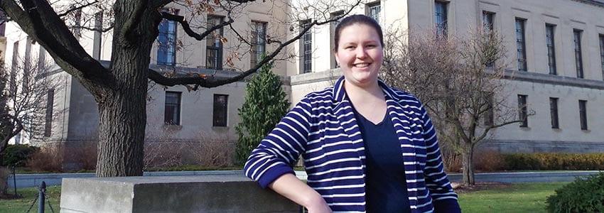 Student Spotlight: Heidi Gansen
