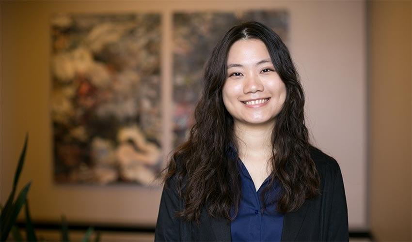 Student Spotlight: I-Uen (Yvonne) Hsu