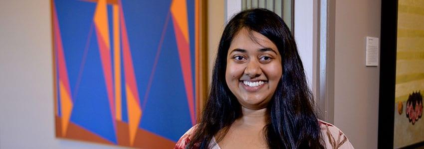 Student Spotlight: Ishita Das