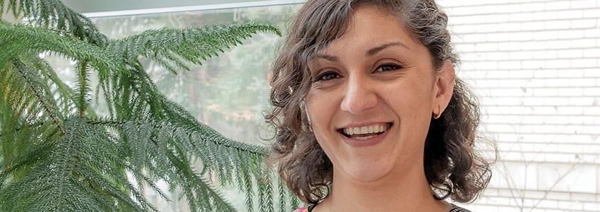 Student Spotlight: Jacqueline Larios