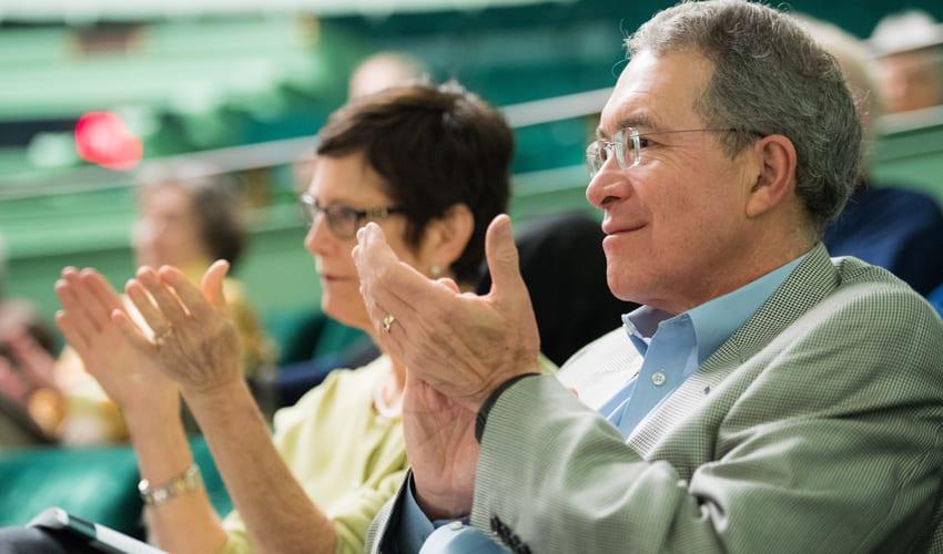 Alumni Spotlight: Jeff Hansen
