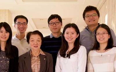 Alumni Spotlight: Jiu-Hwa Lo Upshur
