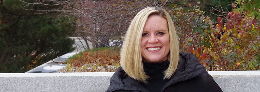Student Spotlight: Lauren Johns