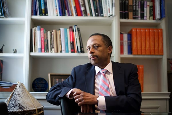 Diversity, Water, and the Future of Work: A Conversation with Earl Lewis