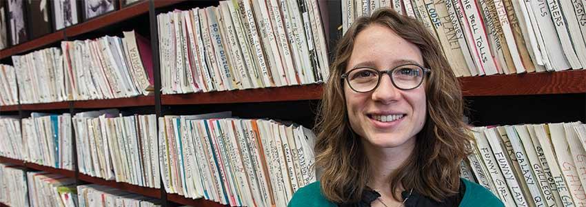 Student Spotlight: Lia Wolock