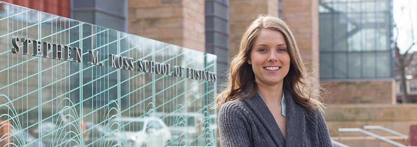 Student Spotlight: Linda Hagen