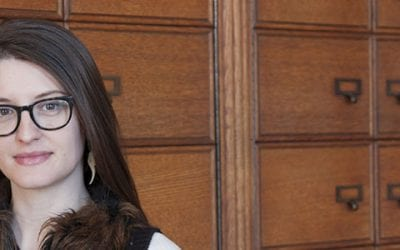 Student Spotlight: Luciana Aenasoaie