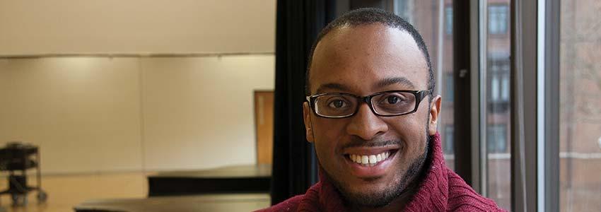 Student Spotlight: Marcus White