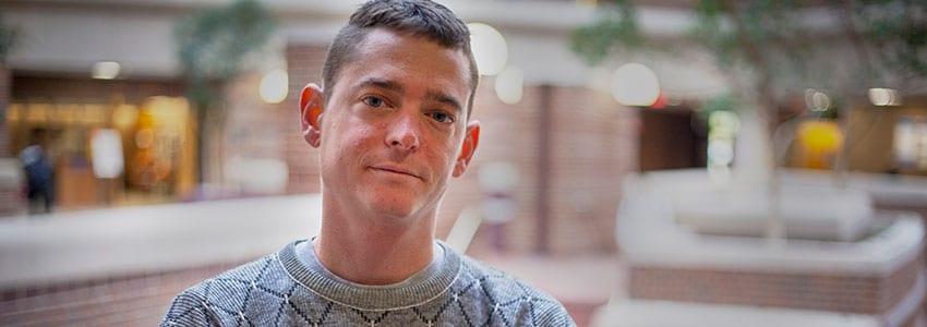 Student Spotlight: Matthew Stone