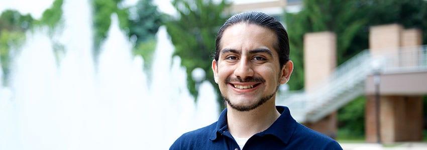 Student Spotlight: Mauro Rodriguez