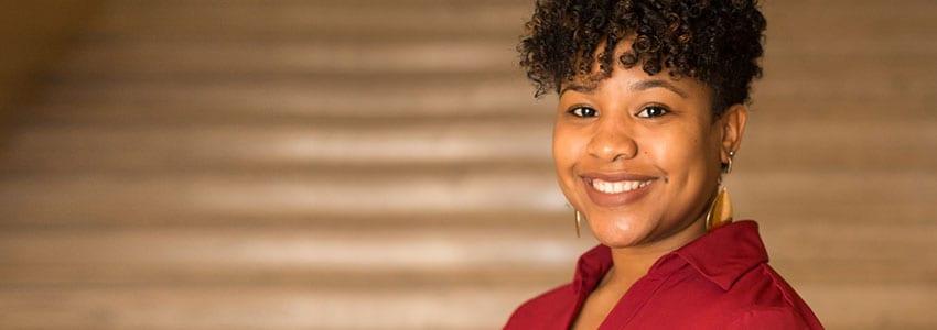 Student Spotlight: Naomi Wilson