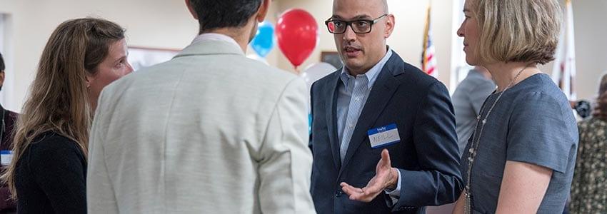Alumni Spotlight: Neill Mohammad