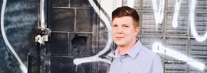 Student Spotlight: Nick Caverly