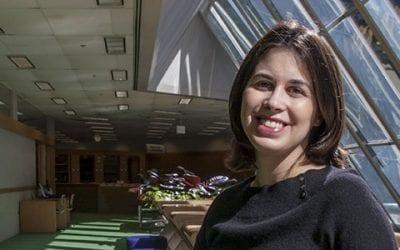 Student Spotlight: Nicolette Bruner