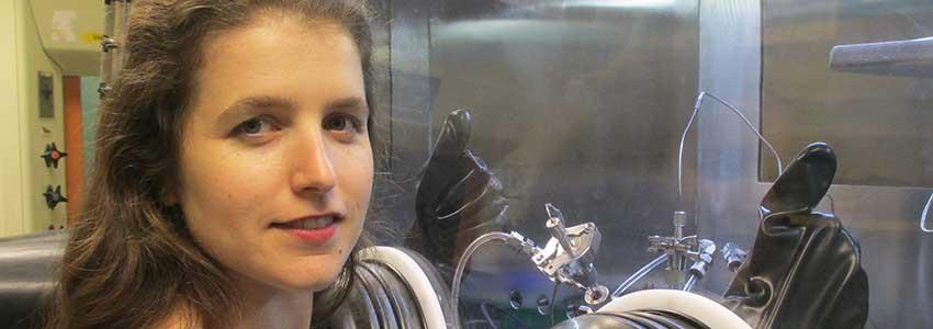 Student Spotlight: Olga Shalev