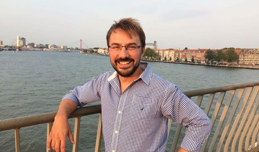 Student Spotlight: Paolo Maranzana