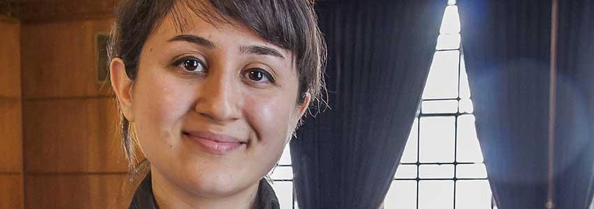 Student Spotlight: Parinaz Naghizadeh Ardabili