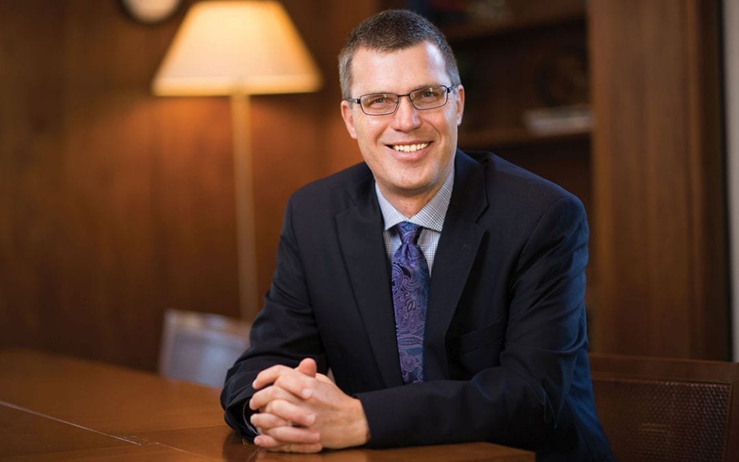 Michael Solomon Named Dean of Rackham