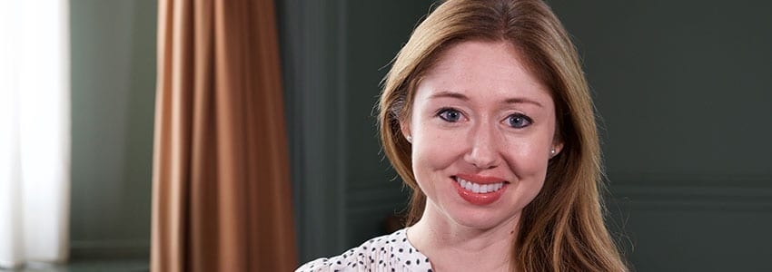 Student Spotlight: Rebecca Christensen
